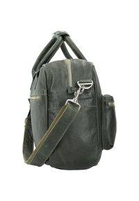 Cowboysbag - Mallette - forest green - 3