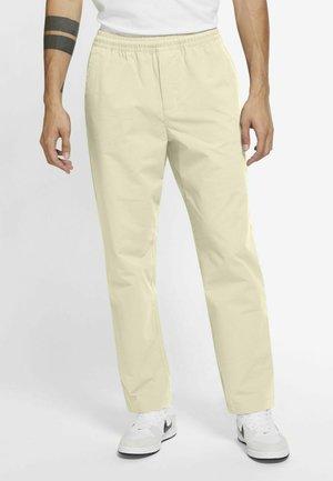Trousers - coconut milk