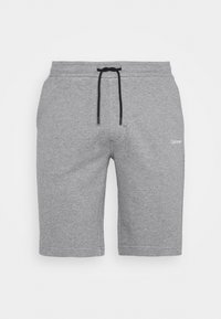 Calvin Klein - LOGO EMBROIDERY  - Tracksuit bottoms - grey - 3
