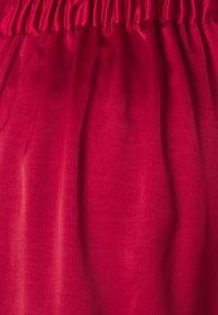 Etam - CATWALK  PANTALON - Pyjama bottoms - rouge - 2