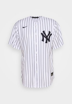 MLB NEW YORK YANKEES OFFICIAL REPLICA HOME - Artykuły klubowe - white/navy