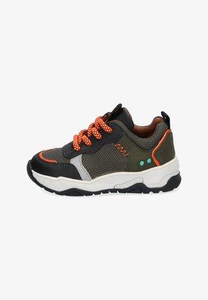 JR CHARLY - Sneakers laag - black