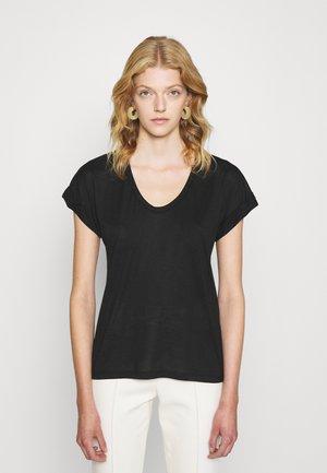 WOMENS - T-shirts - black