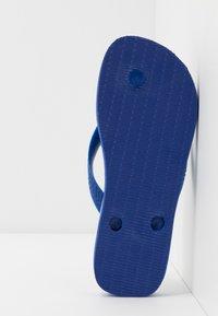 Havaianas - TOP JAPAN - Pool shoes - marine blue - 5