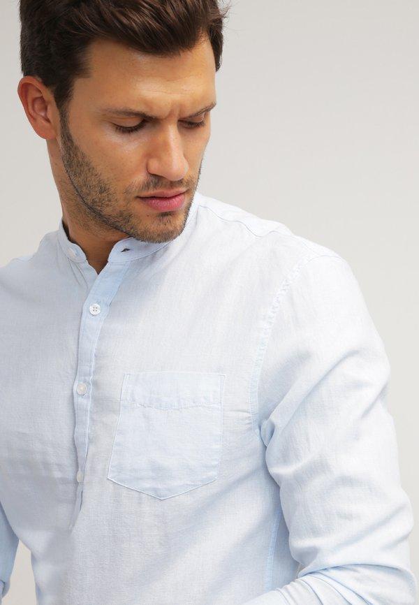 Pier One Koszula - light blue/jasnoniebieski Odzież Męska BNDP
