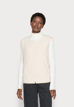 KALI VEST - Waistcoat - off white
