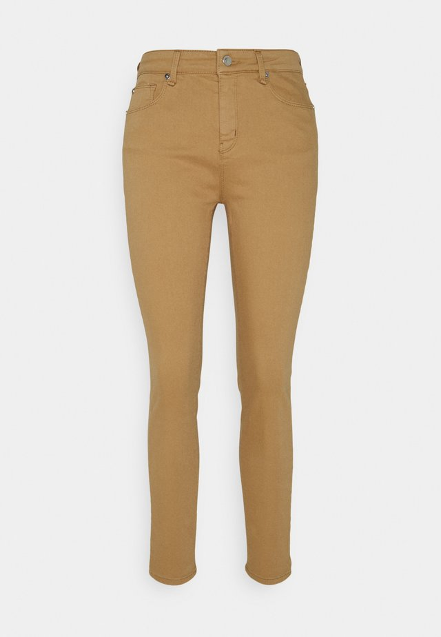 ALEXA ANKLE - Jeans Skinny Fit - sand