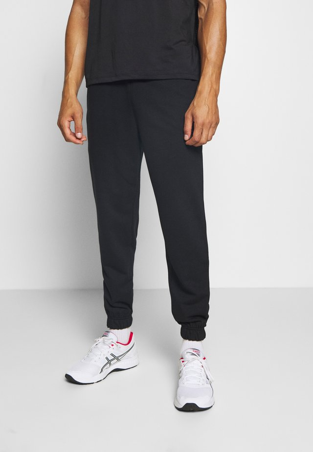SMALL LOGO PANT - Pantaloni sportivi - performance black