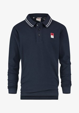 Polo shirt - midnight blue
