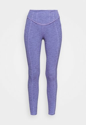 HYBRID LEGGING - Leggings - violet