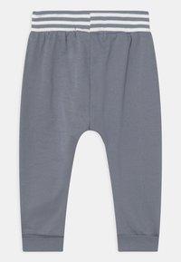 Sense Organics - YOY BABY UNISEX - Trousers - dusty blue - 1