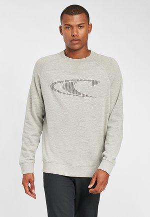 GRINDLE CREW - Sweatshirt - silver melee