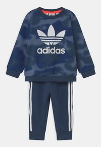 adidas Originals - CREW SET UNISEX - Chándal - blue - 0