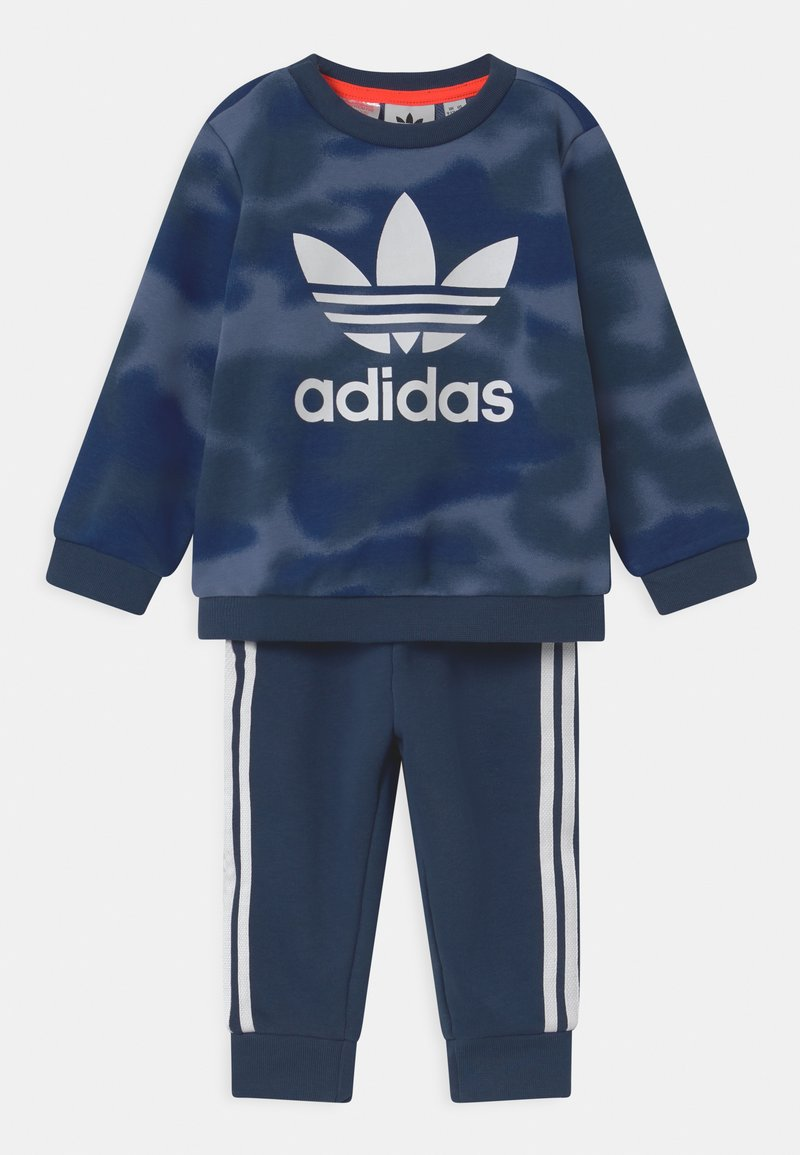 adidas Originals - CREW SET UNISEX - Trainingspak - blue