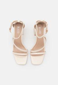 RAID - BETHANY - Sandals - offwhite - 5