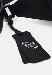 Emporio Armani - BELT BAG - Bum bag - black - 3