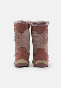 Friboo - Winter boots - old pink - 2