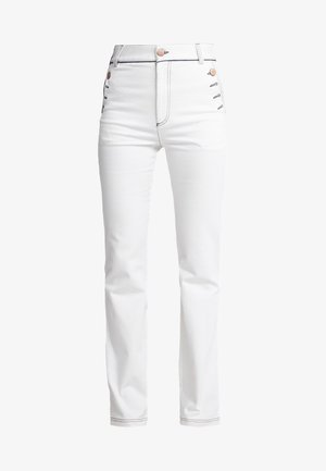 Flared Jeans - iconic milk