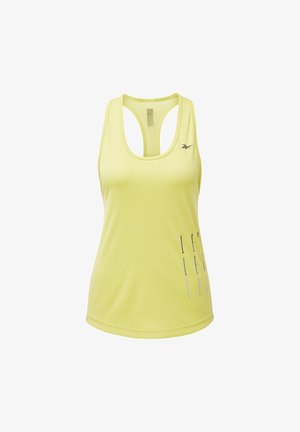LES MILLS® PERFORMANCE TANK TOP - Top - green