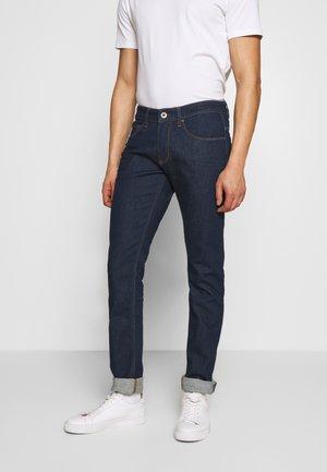STEPHEN - Slim fit jeans - dark blue wased
