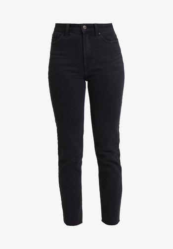 ONLEMILY RAW - Jeans Skinny Fit - black denim