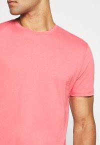 Topman - 3 PACK - T-shirt - bas - grey/green - 7