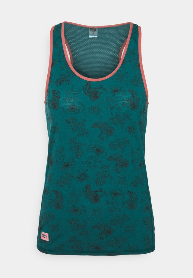 BELLA TECH TANK - Top - forest alchemy