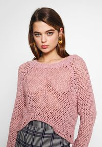 Pepe Jeans - ELLE - Sweter - pale - 3
