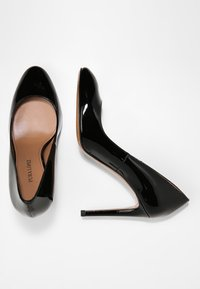 Pura Lopez - High heels - vernice black - 3