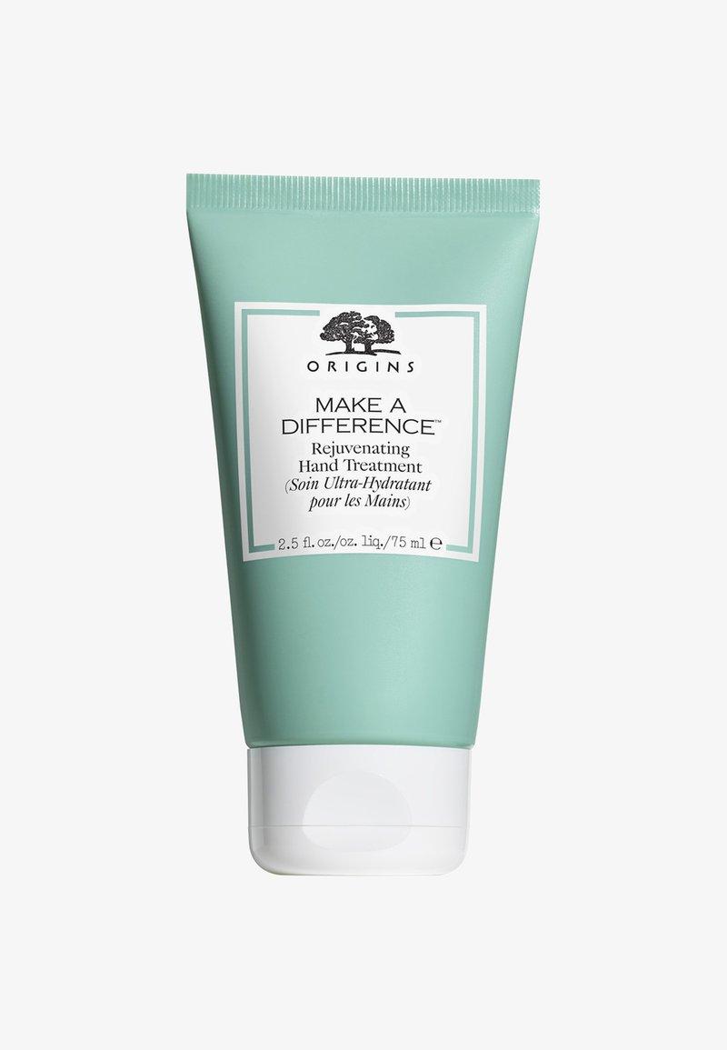 Origins - MAKE A DIFFERENCE REJUVENATING HAND TREATMENT 75ML - Hand cream - -