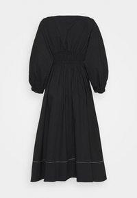 Proenza Schouler White Label - FULL SLEEVE DRESS - Vestido informal - black - 7