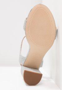 New Look - VIMS - Sandalias de tacón - silver - 6