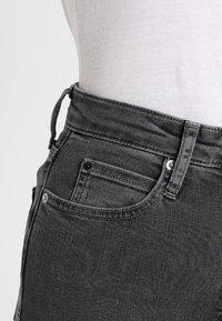Calvin Klein Jeans - CKJ 010 HIGH RISE SKINNY  - Skinny džíny - stockholm grey - 3