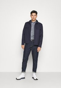 Tommy Hilfiger - DOBBY - Shirt - carbon navy - 1
