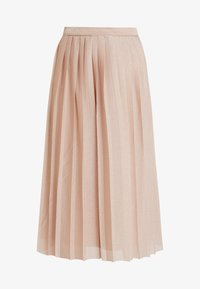 Great Plains London - PIA PLEATS - A-line skirt - gold