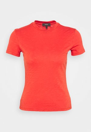 TINY TEE NEBULOUS - Basic T-shirt - deep tangerine