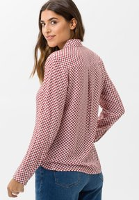 BRAX - STYLE VICTORIA - Button-down blouse - cinnamon - 2