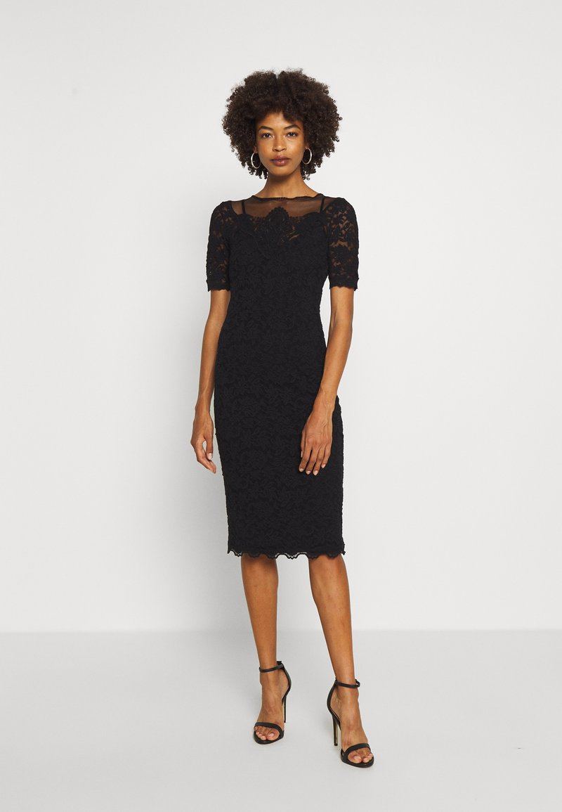 Rosemunde - DRESS  - Vestito elegante - black