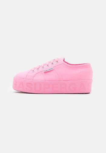2790 - Baskets basses - full cotton candy