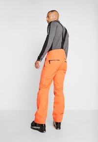 Bogner Fire + Ice - SCOTT - Spodnie narciarskie - orange - 2