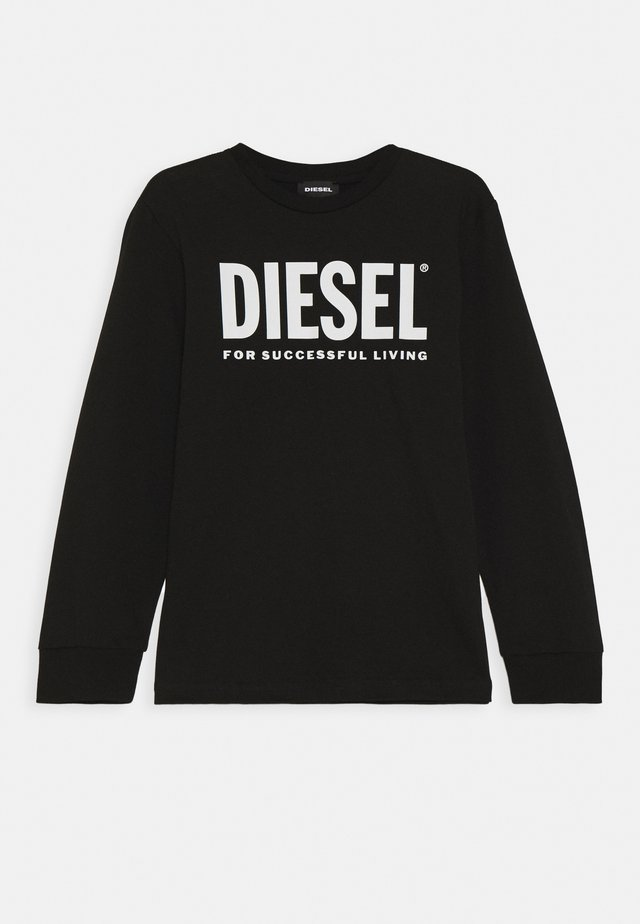TJUSTLOGO ML MAGLIET UNISEX - Long sleeved top - nero