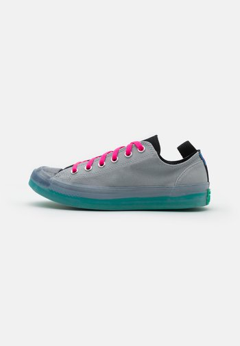 CHUCK TAYLOR ALL STAR CX - Trainers - ash stone/black/hyper pink