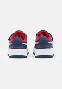 Champion - LOW CUT SHOE REBOUND UNISEX - Basketball shoes - navy - 2