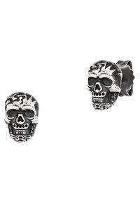 Caï - Earrings - silver-coloured - 1
