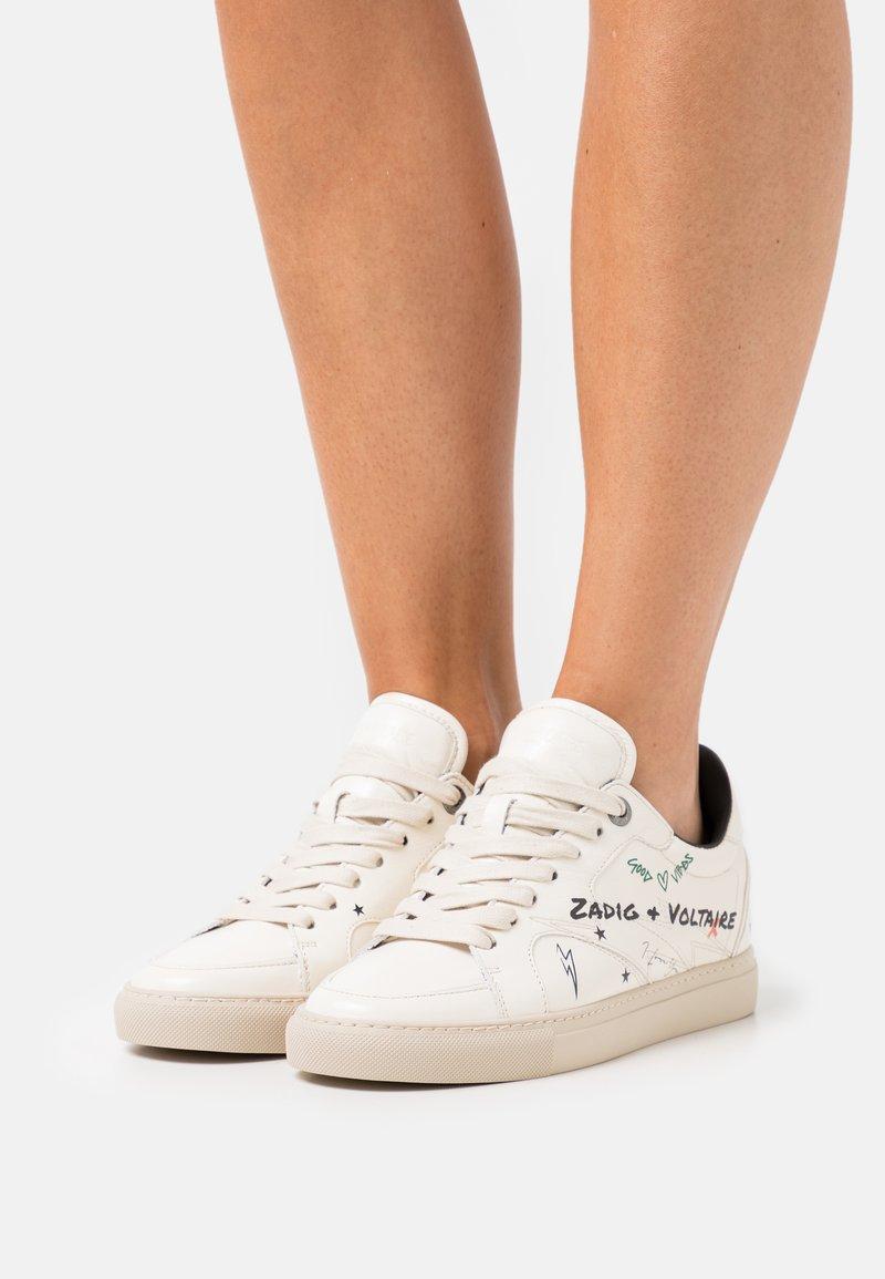 Zadig & Voltaire - BOARD - Tenisky - blanc