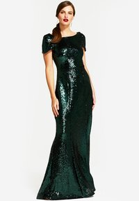 HotSquash - Vestido de fiesta - dark green - 0