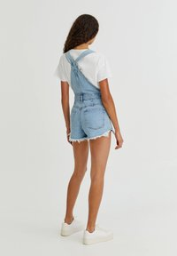 PULL&BEAR - Dungarees - blue - 2