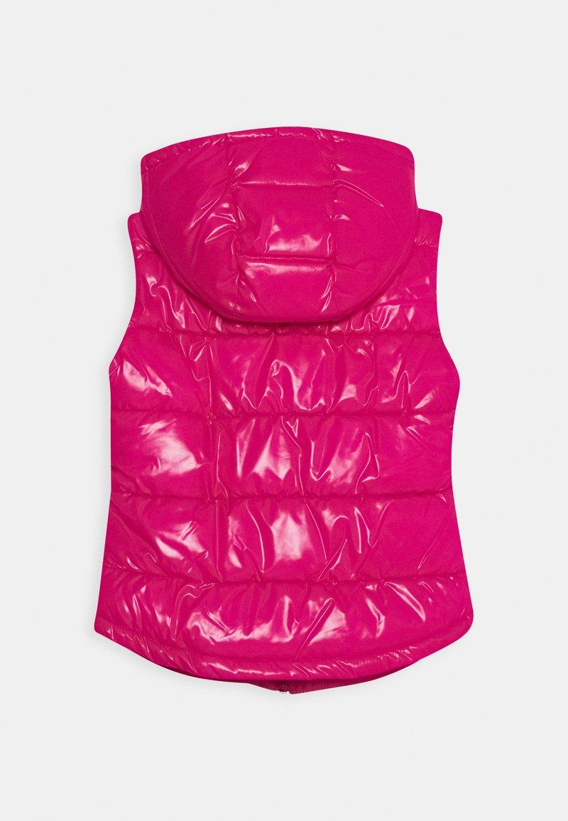 bienestar gráfico repollo  Benetton BASIC GIRL - Chaleco - pink/rosa - Zalando.es