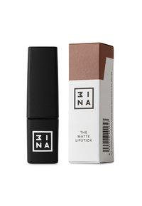 3ina - MATTE LIPSTICK - Lipstick - 418 brown - 1