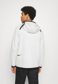 Nike Sportswear - HOODIE  - veste en sweat zippée - light bone/black - 2